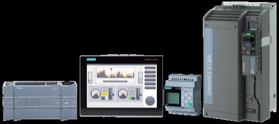 Siemens - Control y Tecnología